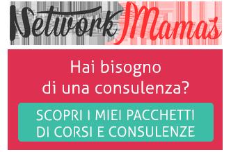 Network Mamas Annalisa Bresciani - corsi e consulenze