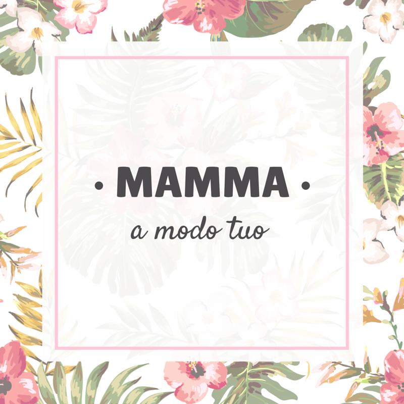 Mamma a modo mio: corso online creato per te, mamma che almeno una volta hai pensato solo io non ce la faccio?